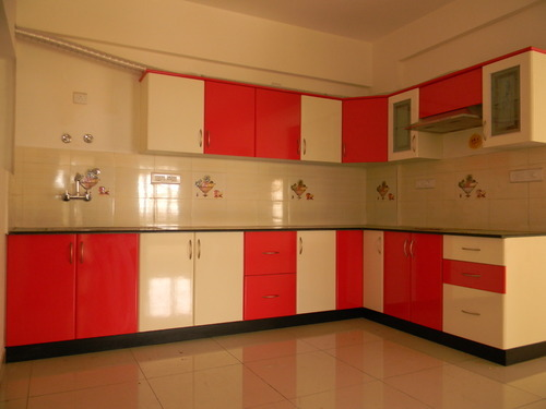 How To Clean Modular Kitchen Cabinets