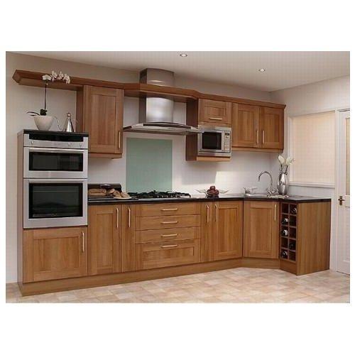 Modular Kitchens: PVC Modular Kitchen Manufacturer From