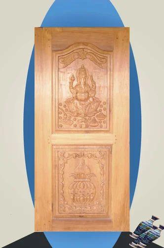 Wooden Door Antique Carved Furniture Burma Teak Doors Wholesaler