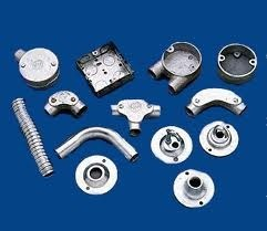 electrical conduit accessories conduit accessories wholesale rh indiamart com conduit house wiring materials
