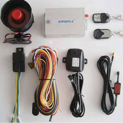 Car Security System, Automobile Interiors & Accessories