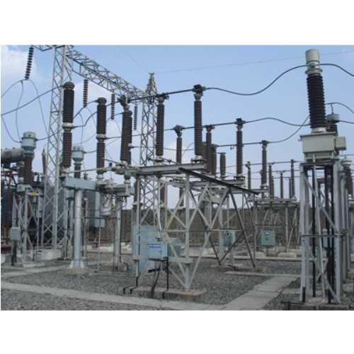 Power Lines In Backyard: Service Provider Of Electrical System & Communication