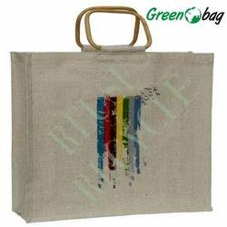 jute tote bags plain jute tote bags exporter from kolkata