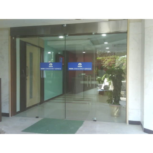 Automatic Sliding Glass Doors: Auto Sliding Doors Manufacturer From Mumbai
