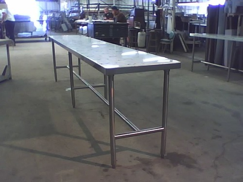 Stainless Steel Kitchen Bar Stools